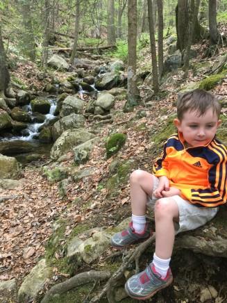 Spencer Harriman waterfall